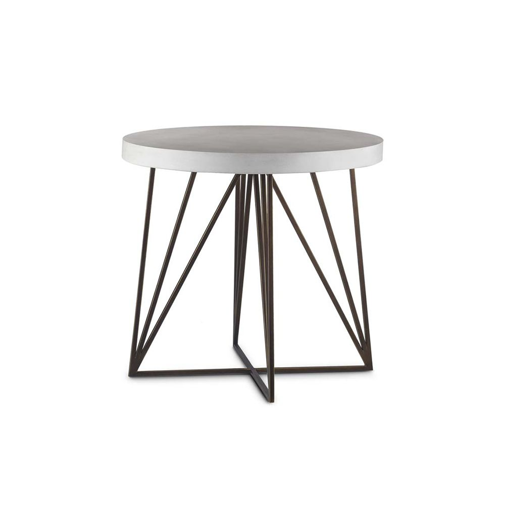 Whitfield Round Side Table
