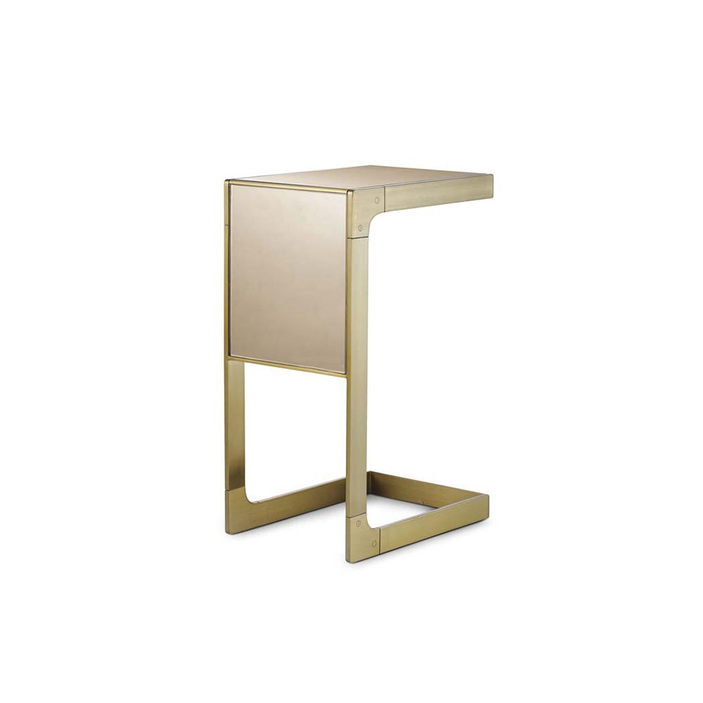 Clifford Pull-Up Side Table