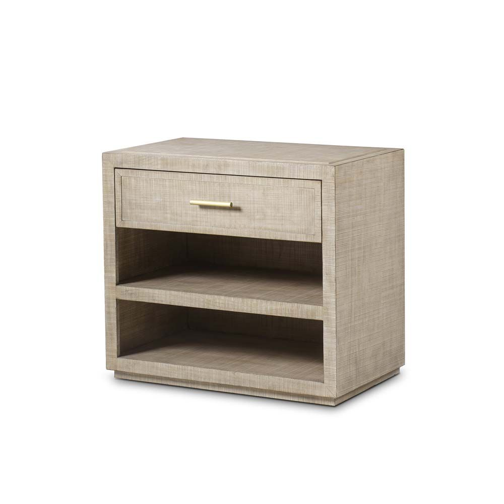 Dover 1 - Drawer Nightstand