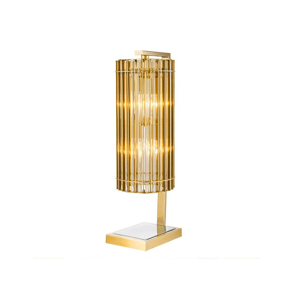 Overbrook Table Lamp - Gold