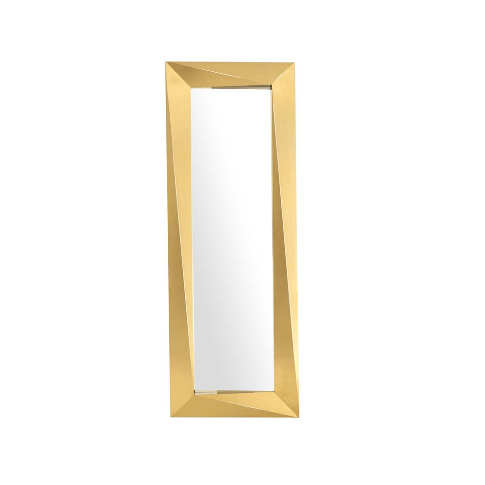 Pablo Full-Length Mirror - Gold