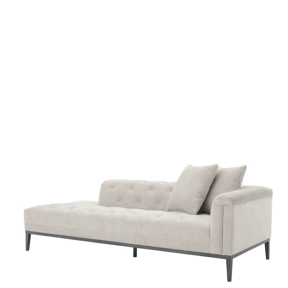 Marquis Right-Arm-Facing Chaise - Sand