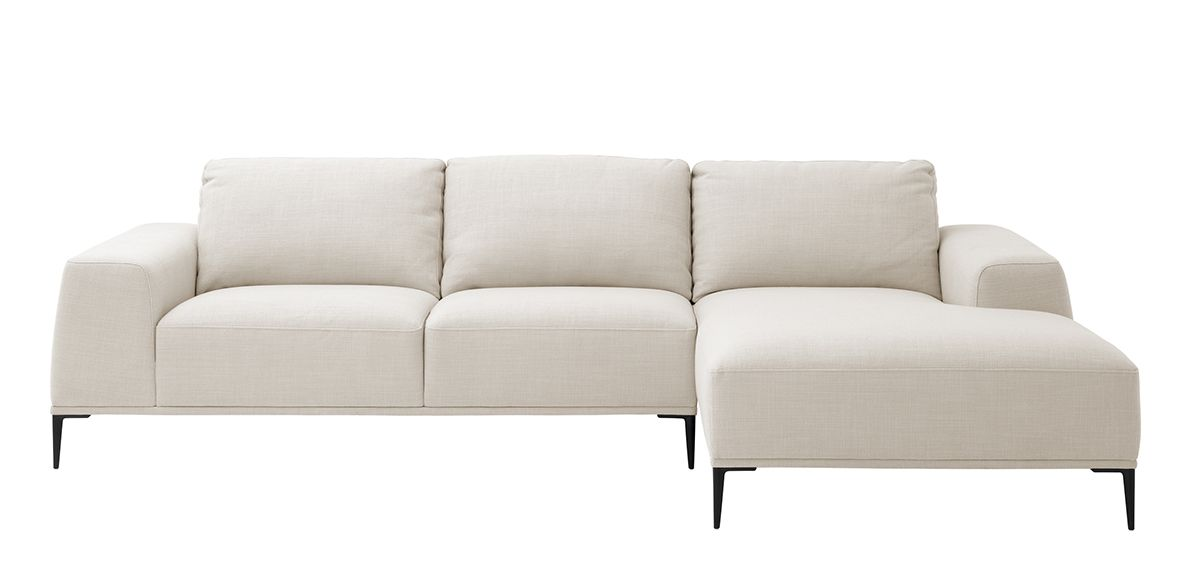 Vandam Sectional - Off White