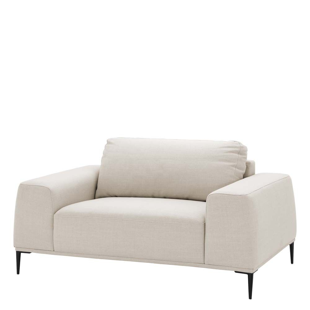 Vandam Loveseat - Off White