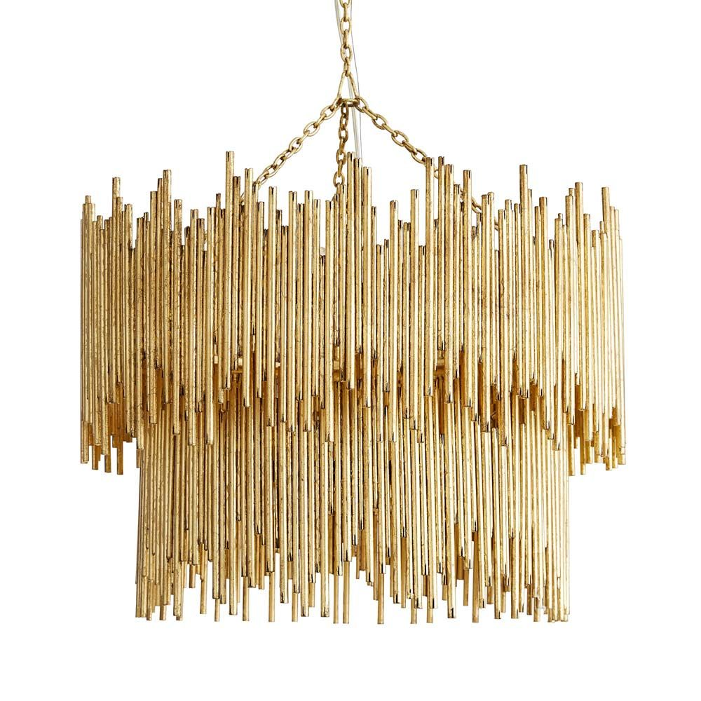 Elvist Two-Tier Chandelier