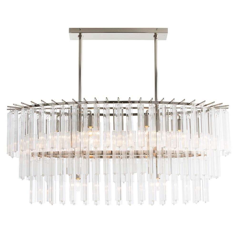 Birdwell Chandelier, Large