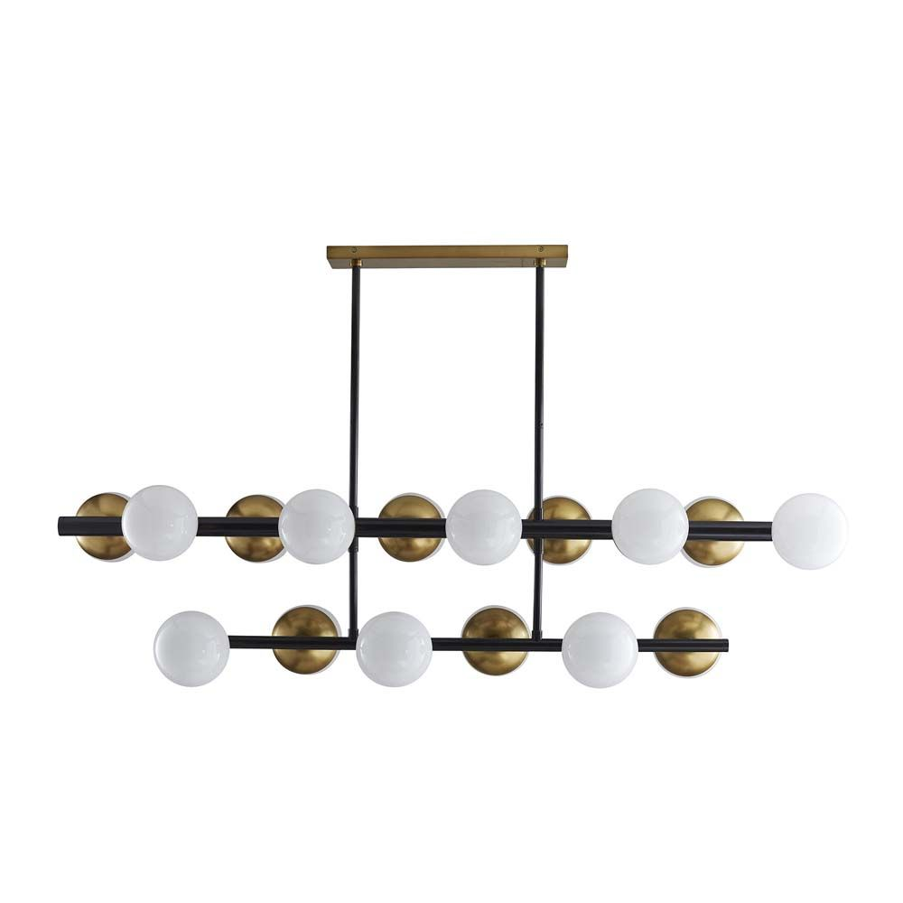 Anthony Two-Tier Chandelier