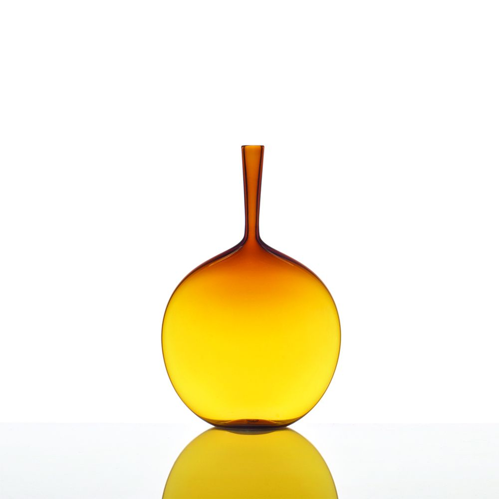 Flask Angelic Bottle - Amber