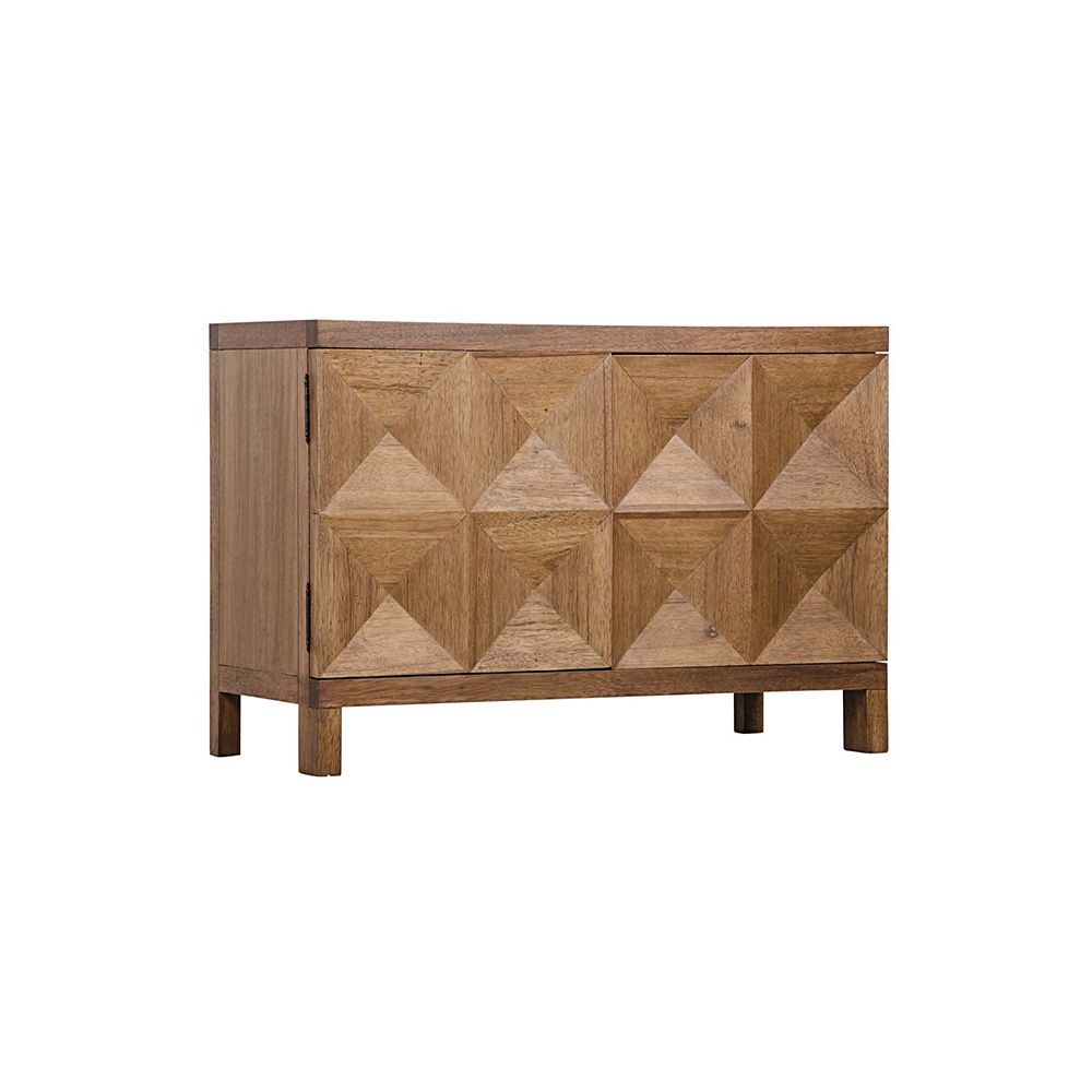 Seabright 2 - Door Sideboard - Dark Walnut