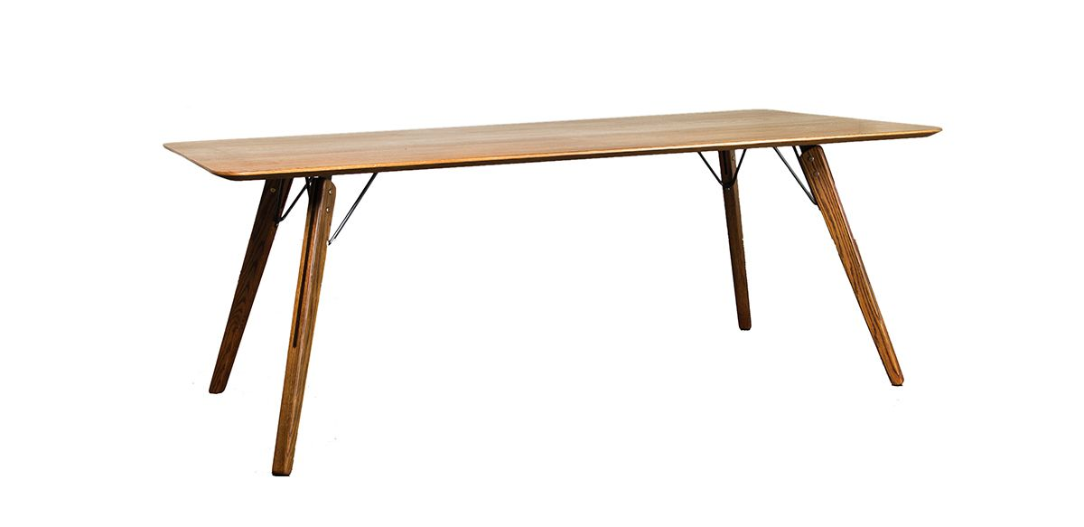 """Beayer Dining Table, 79"""""""