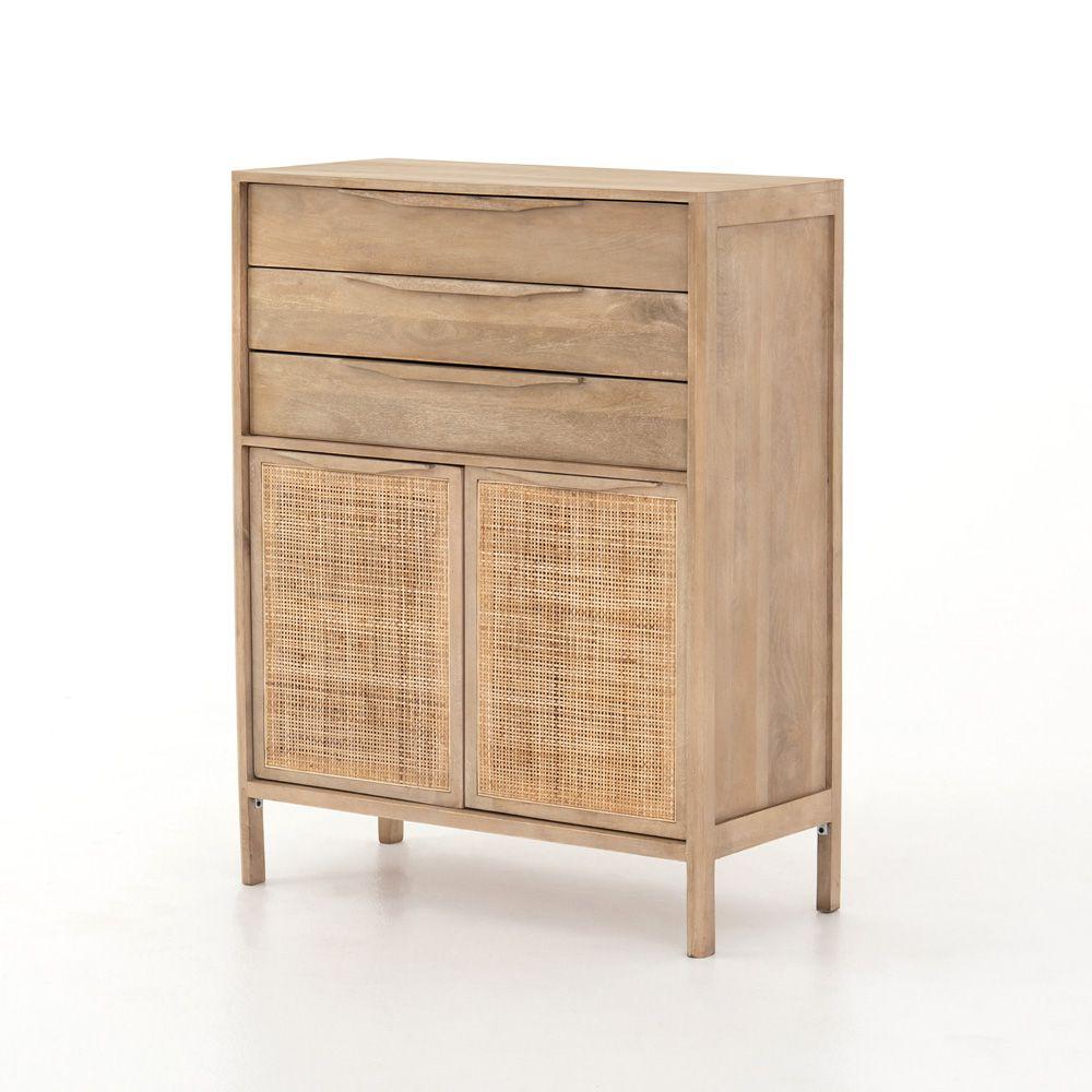 Beachmont Dresser - Natural Mango