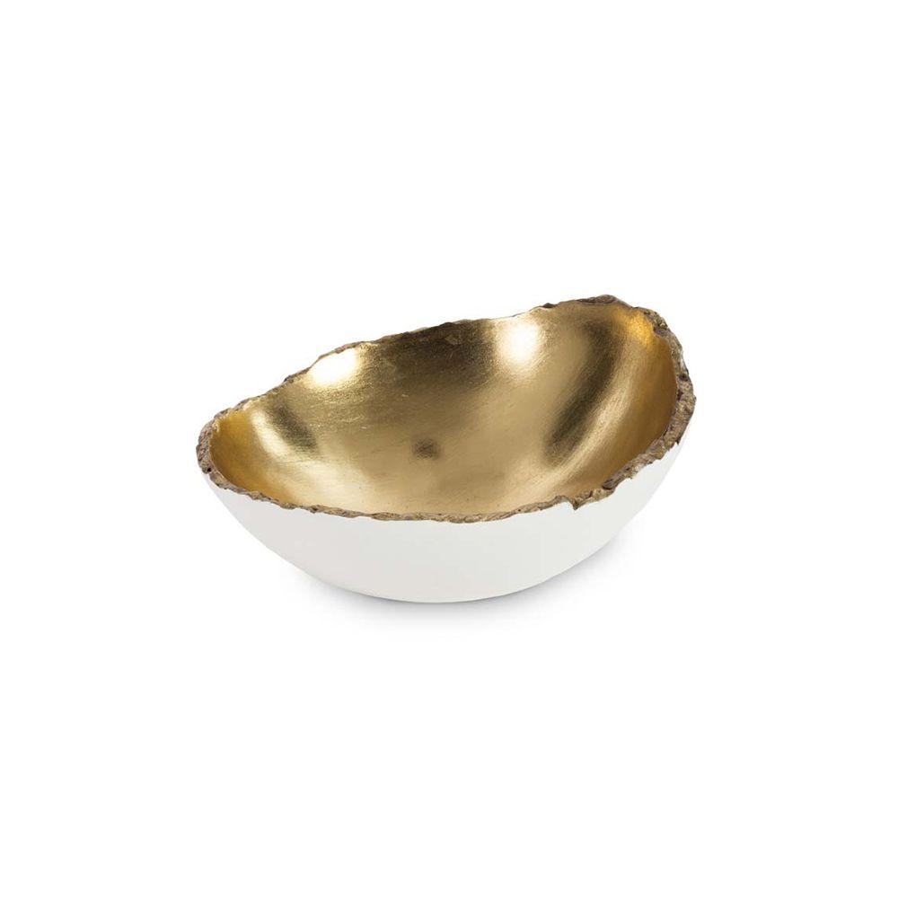 Broken Egg Bowl - Gold