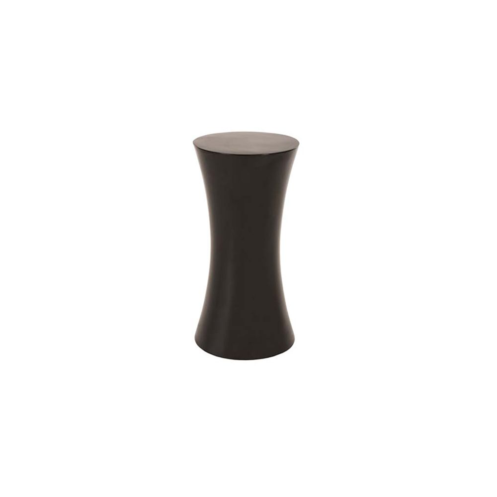 Uno Side Table - Black, Large