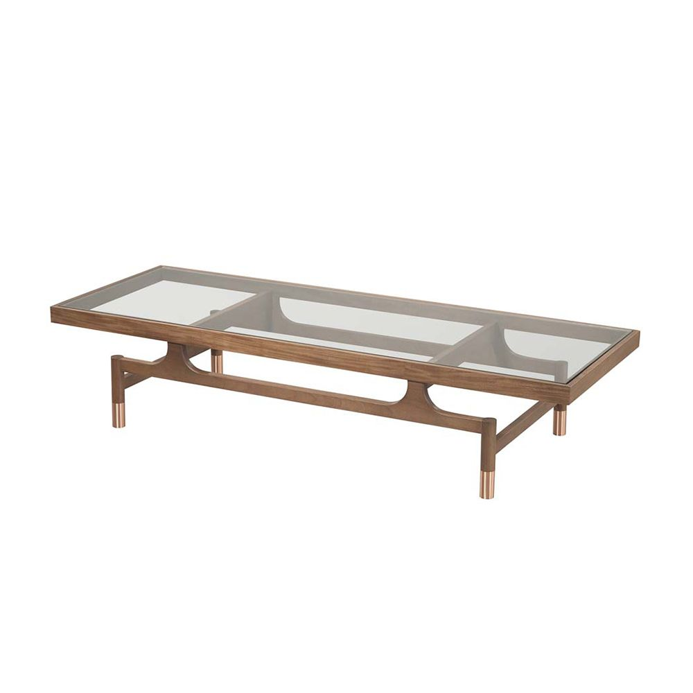Gates Glass Coffee Table