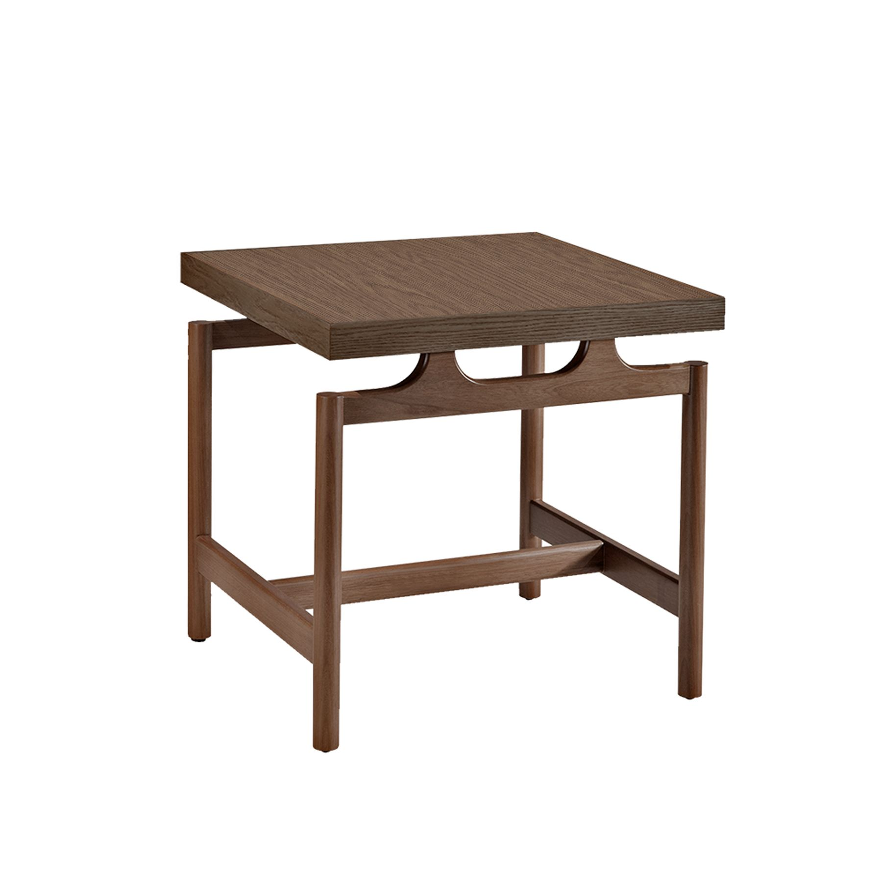 Gates Side Table - Walnut