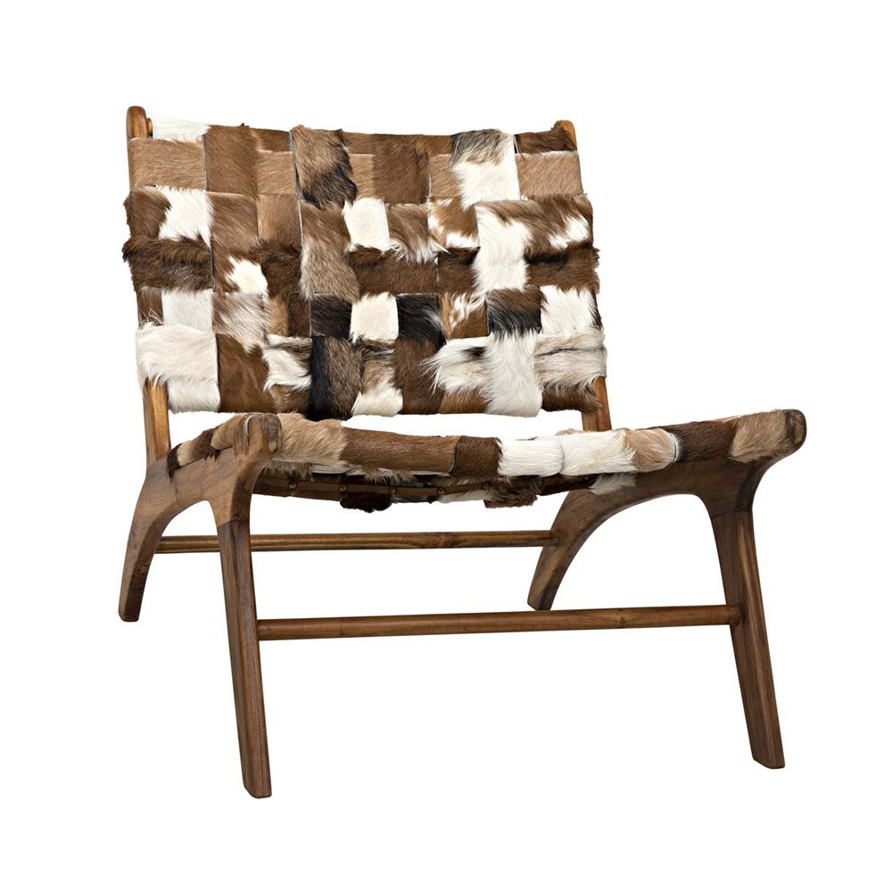 Mackay Chair - Cowhide