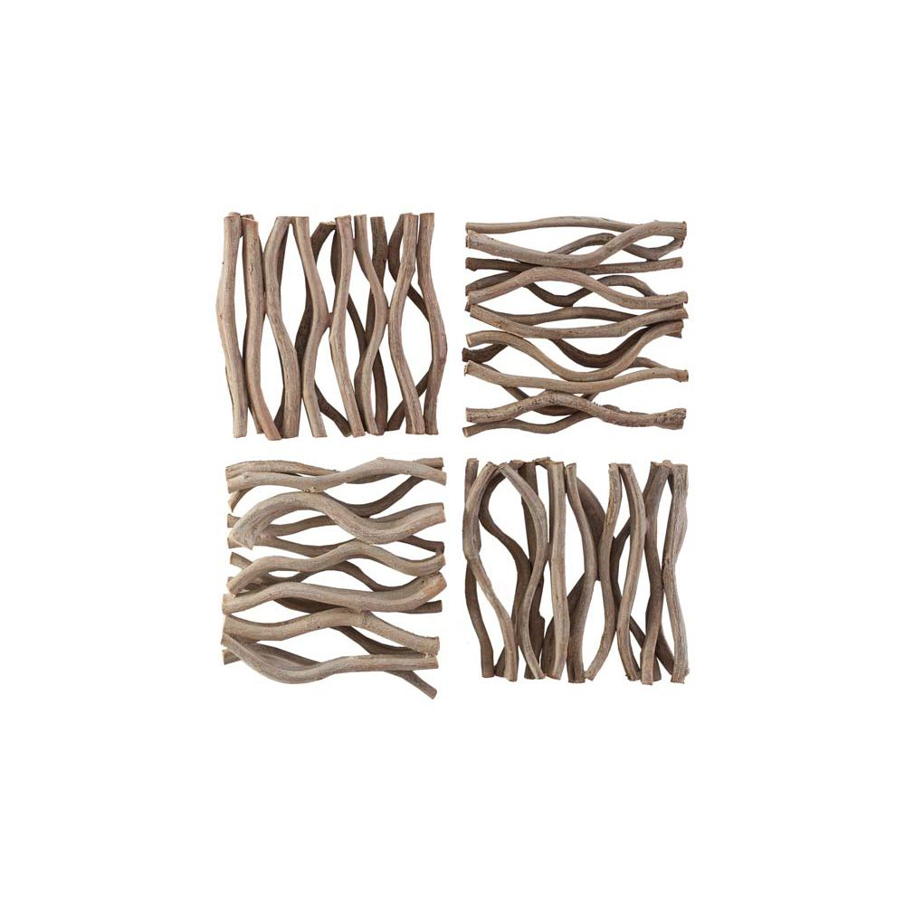Lakewood Wall Tile - Set of 4