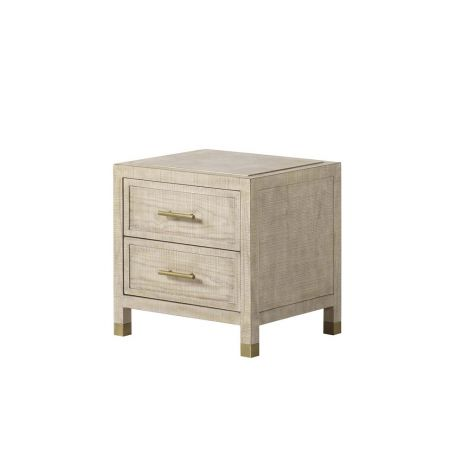 Dover 2 - Drawer Nightstand