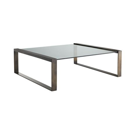 Irving Coffee Table - Bronze