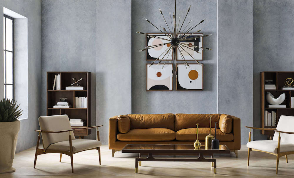 Downtown Collection: Urban Living With a Mid-Century Influence