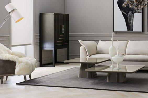 Modern Living Room Furniture: The Luxury Guide